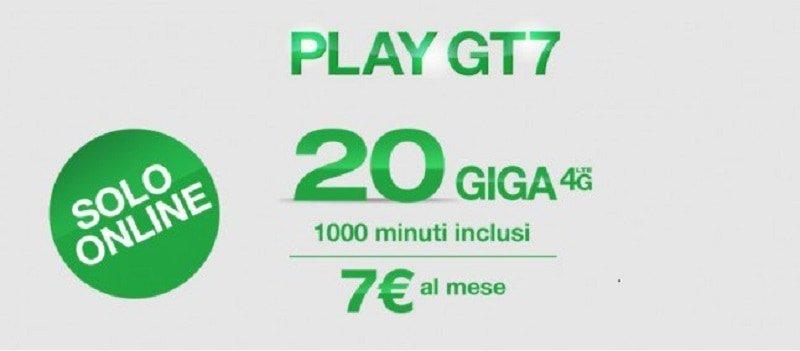 Tre Italia offre la tariffa Play GT7