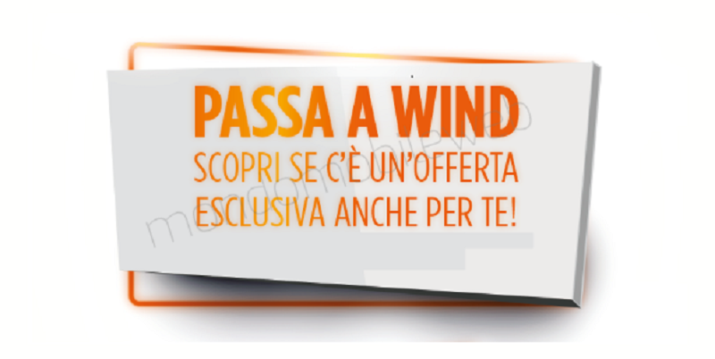 Wind ripropone l'offerta Wind Smart 7 Star