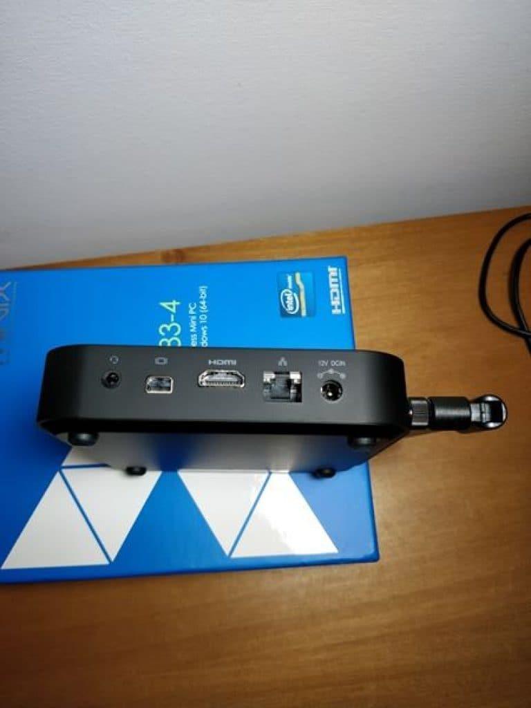 Minix NEO z83-4 hdmi