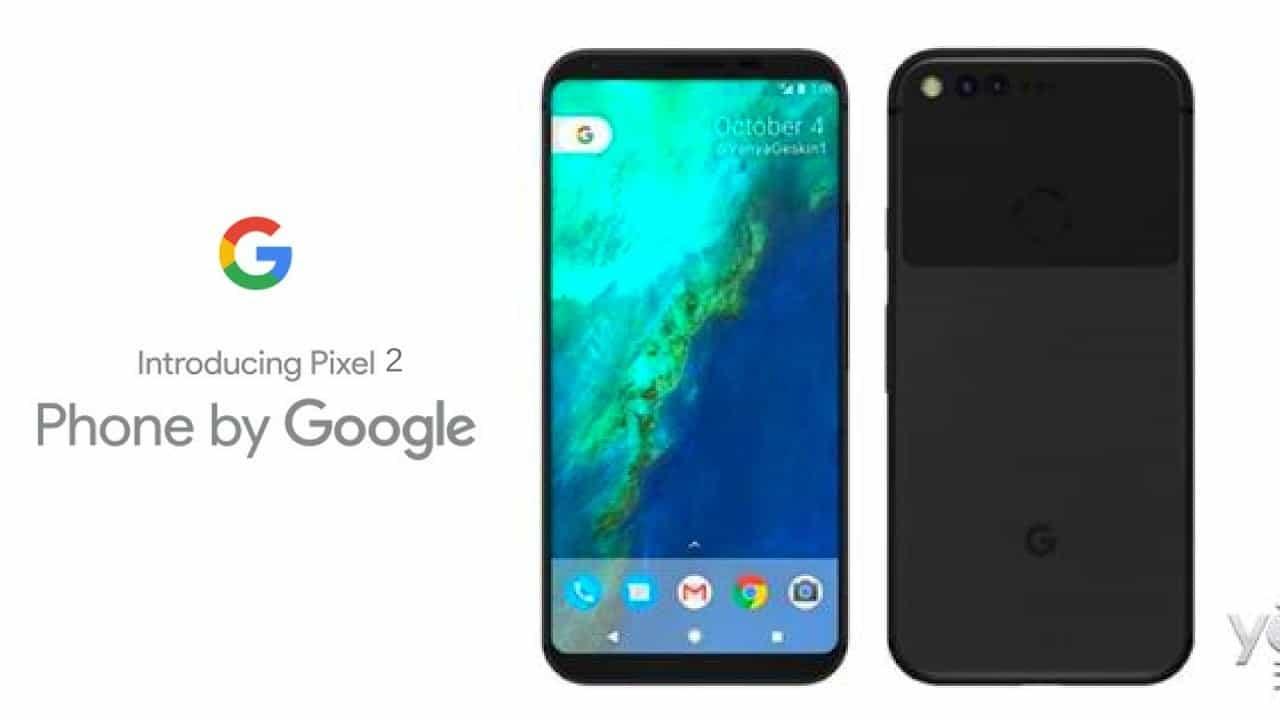 Google ufficializza la data di presentazione dei suoi Pixel 2