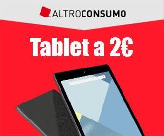 tablet a 2 euro altroconsumo