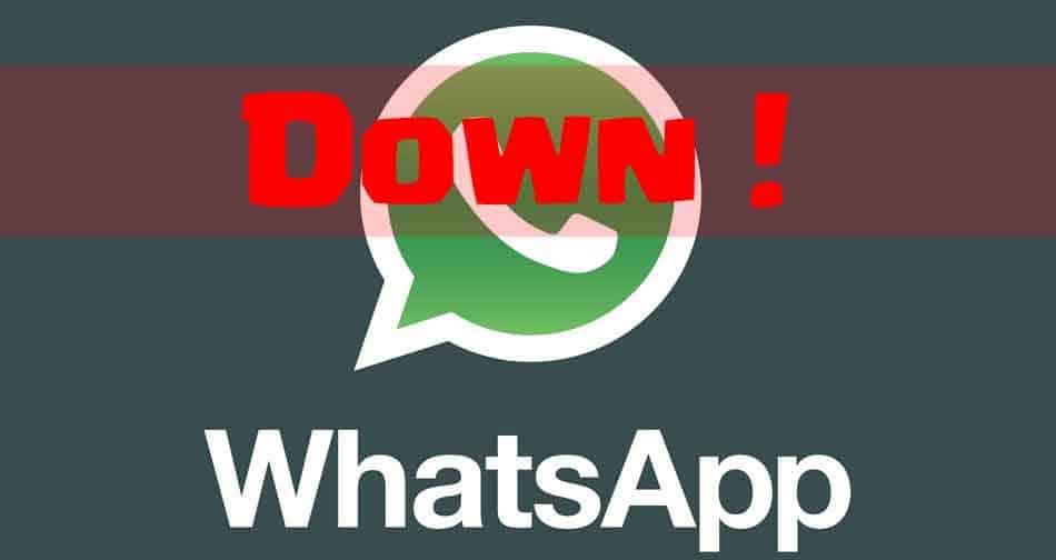 Whatsapp down in molte città italiane e non solo