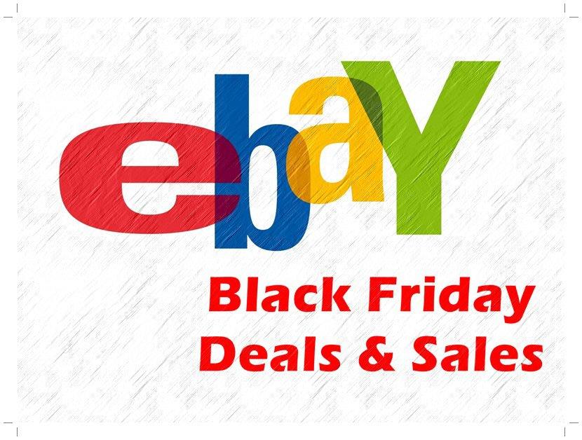 Su eBay il Black Friday 2017 inizia da oggi