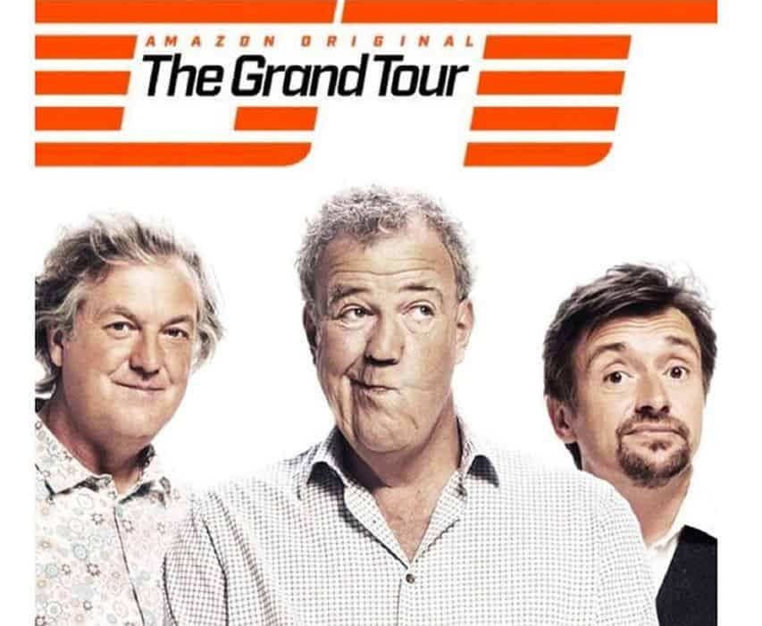Amazon: concorso per assistere alle registrazioni di The Grand Tour in UK
