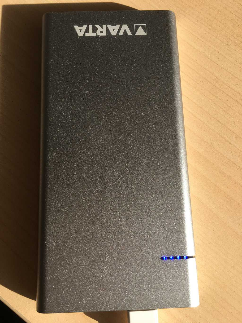 Recensione Varta Power Bank 6000mAh