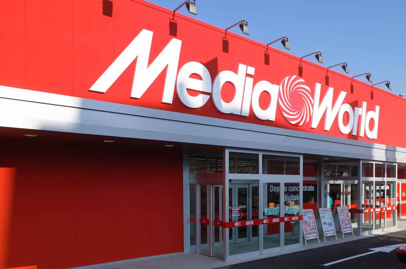 Mediaworld propone i suoi Prezzi Ruggenti