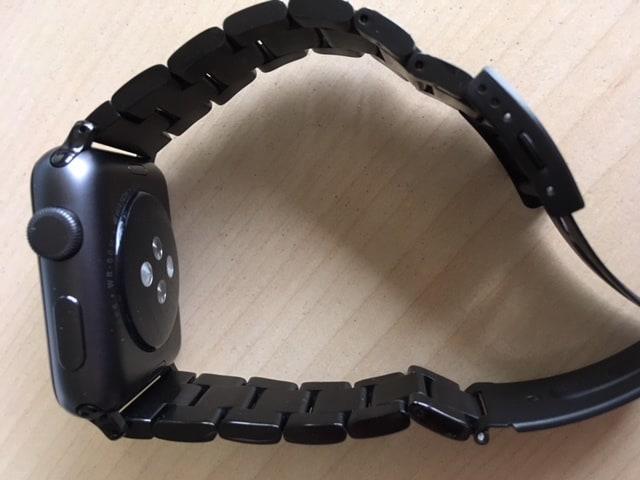Simpeak cinturino in acciaio per Apple Watch