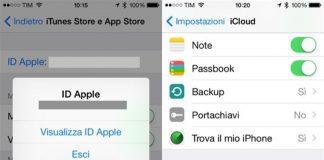 Come cambiare password ID Apple su iPhone