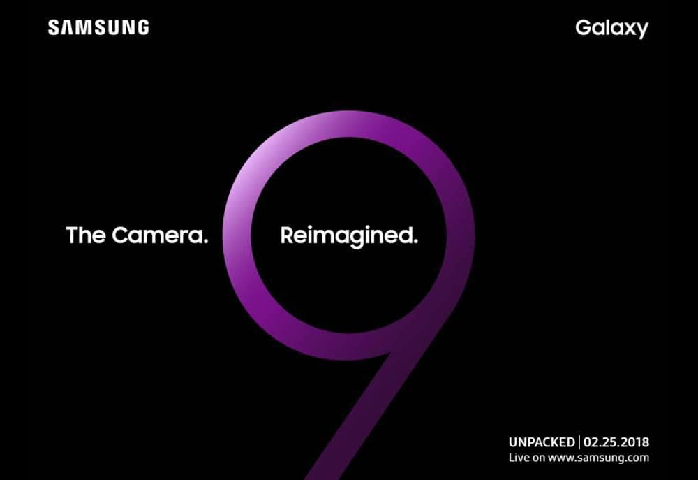 Svelati per errore i Samsung Galaxy S9 e S9+ in un video