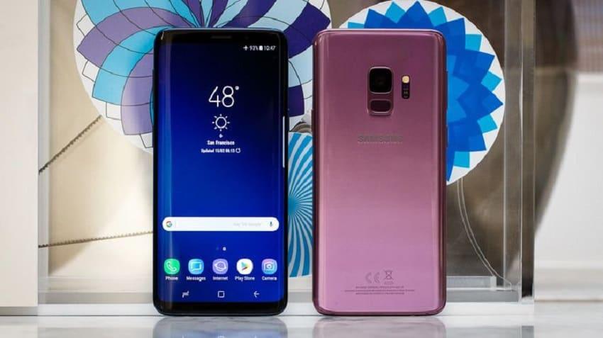Tre apre una pagina per le prenotazioni di Samsung Galaxy S9/S9+