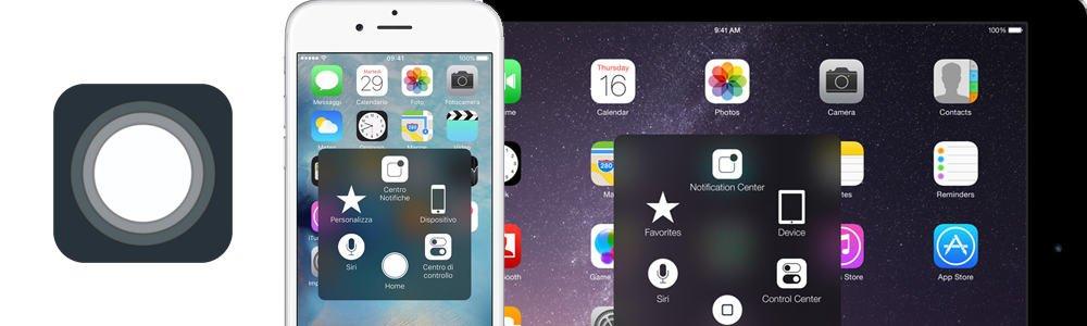 Come aggiungere il tasto Home su iPhone X