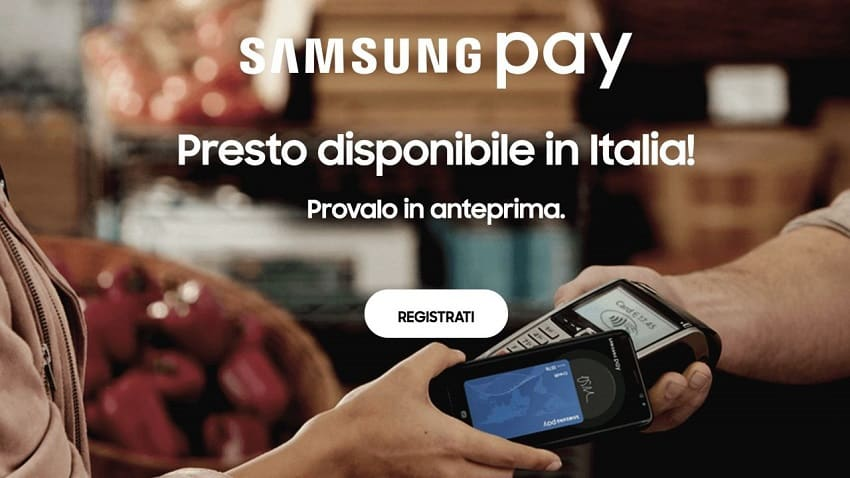 Samsung Pay: come provarlo in anteprima