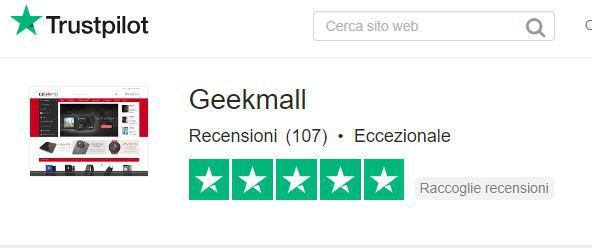 geekmall trustpilot