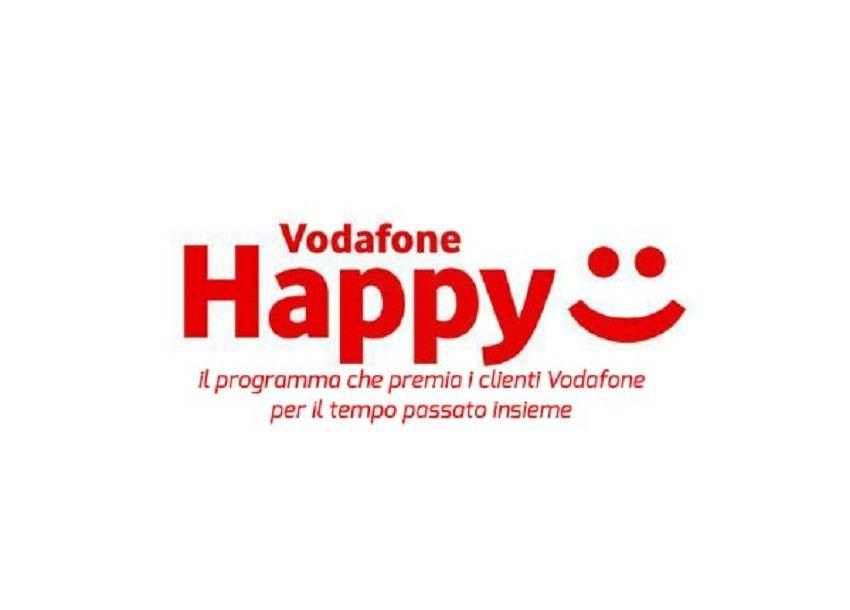 Riparte Vodafone Happy: ecco il catalogo premi completo
