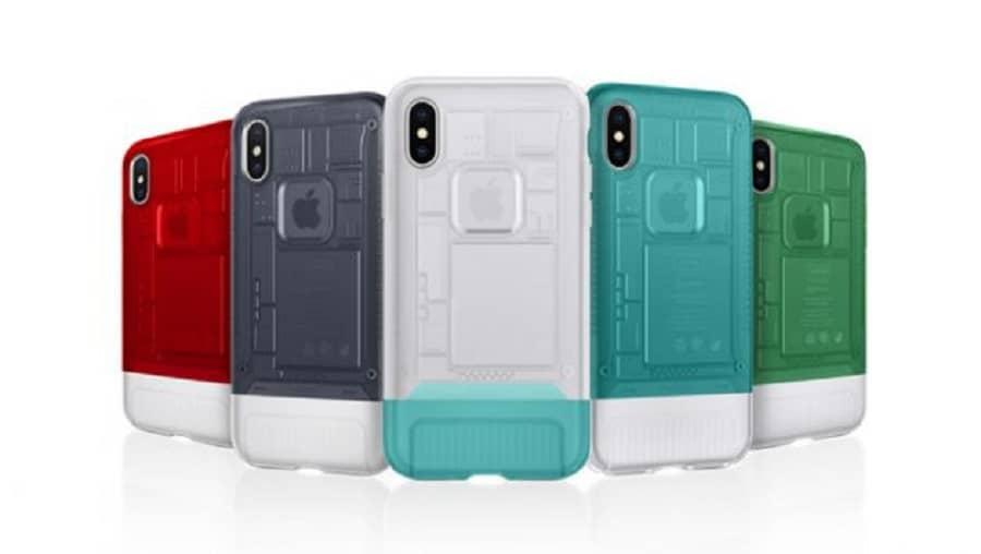 Spigen celebra la storia di Apple con le nuove cover