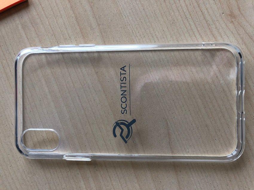 Oggi regaliamo cover con il logo Scontista per iPhone X
