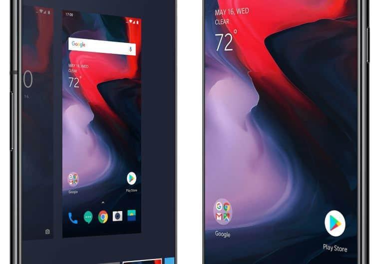 sistema operativo android oneplus 6