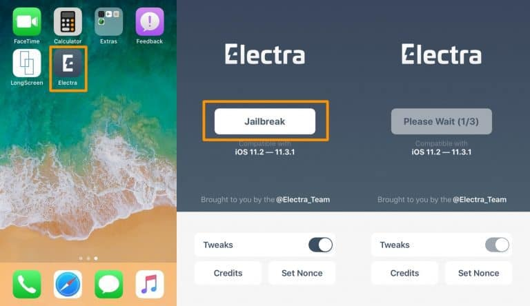 Come eseguire il Jailbreak iOS 11.2/11.3.1 su iPhone – WINDOWS/MAC