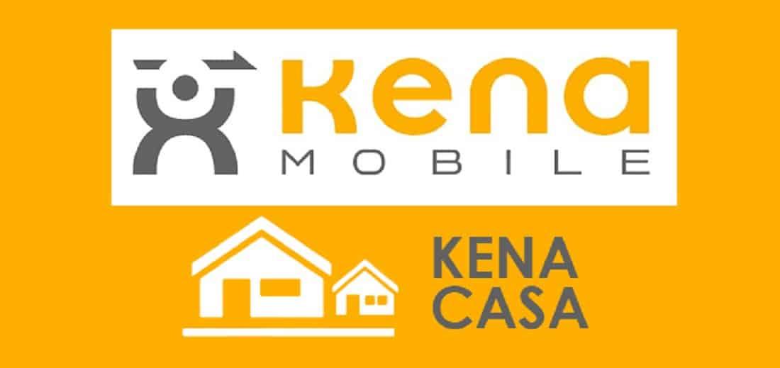 Kena Mobile presenta Kena Casa a 24,90 euro al mese