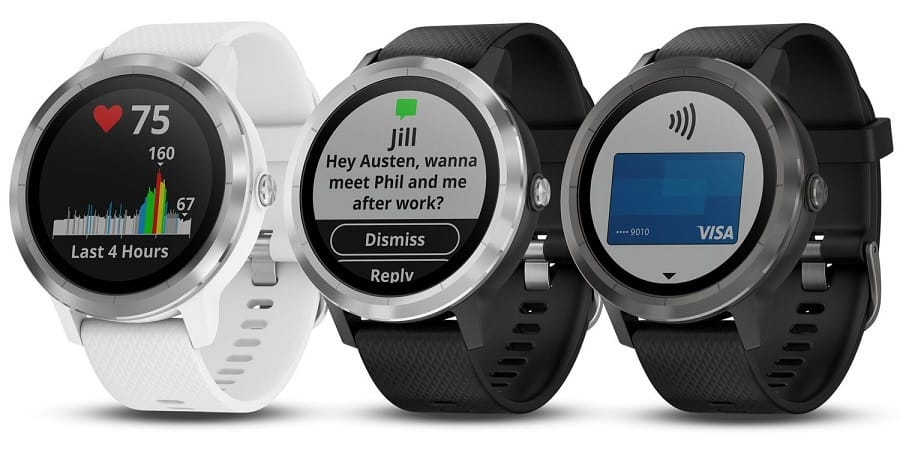 Disponibile Garmin Pay per pagare da smartwatch