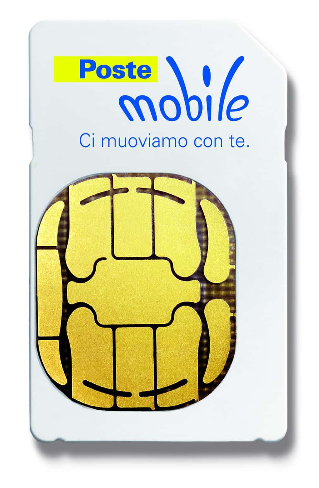 PosteMobile: solo oggi Creami Wow 10 GB a chi attiva da web
