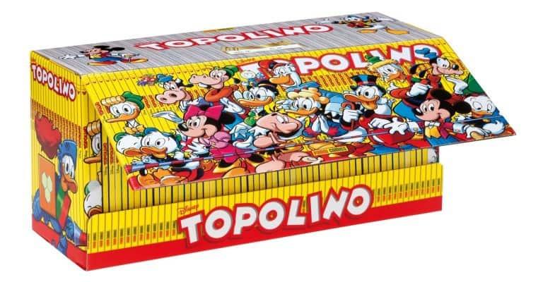 Abbonamento a Topolino con l'acquisto di Oral-B Bambini