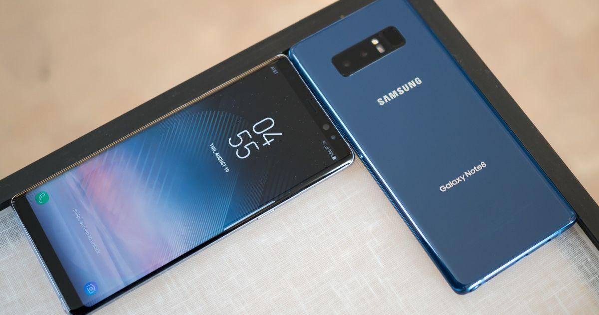 Rilasciato il Samsung Galaxy Note 9