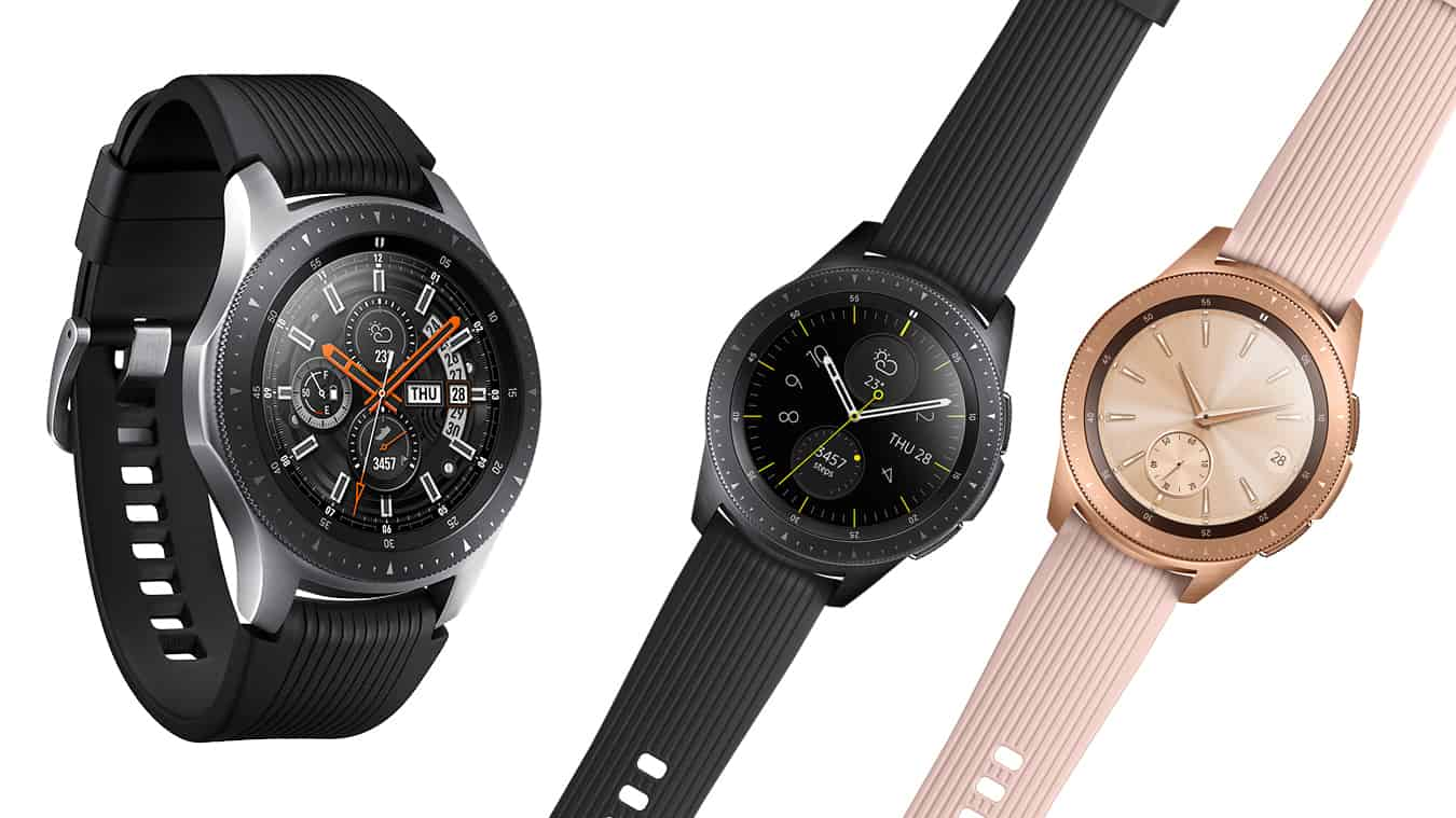 Samsung presenta il Galaxy Watch: maggiore autonomia e personalizzazione