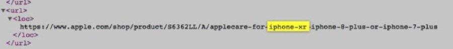 Apple svela nomi, memoria e colori degli iPhone