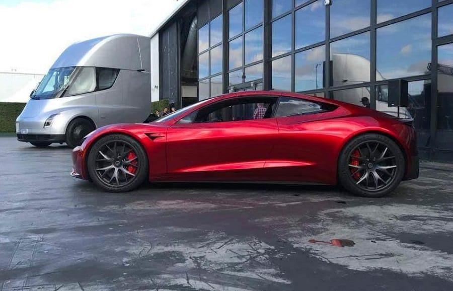 Tesla Roadster: caratteristiche, prezzi e uscita
