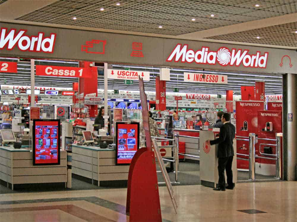 Mediaworld lancia gli sconti Club Days