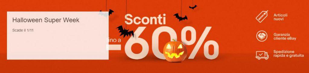 halloween super week -60%