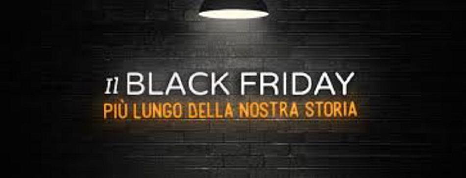 Il volantino Unieuro anticipa il Black Friday