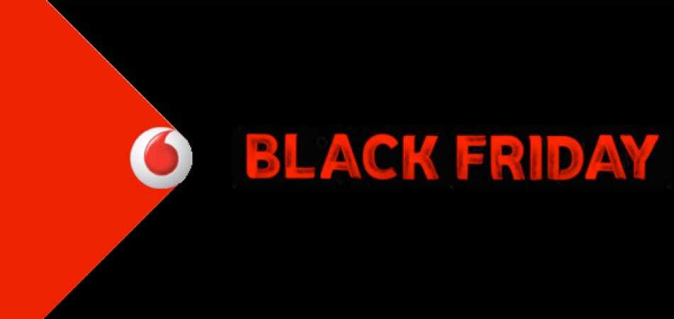 Black Friday Vodafone con Red Friday