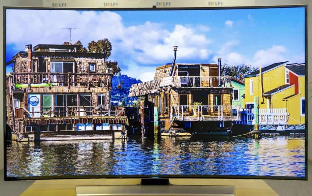 Colori e qualità di visione della TV LED