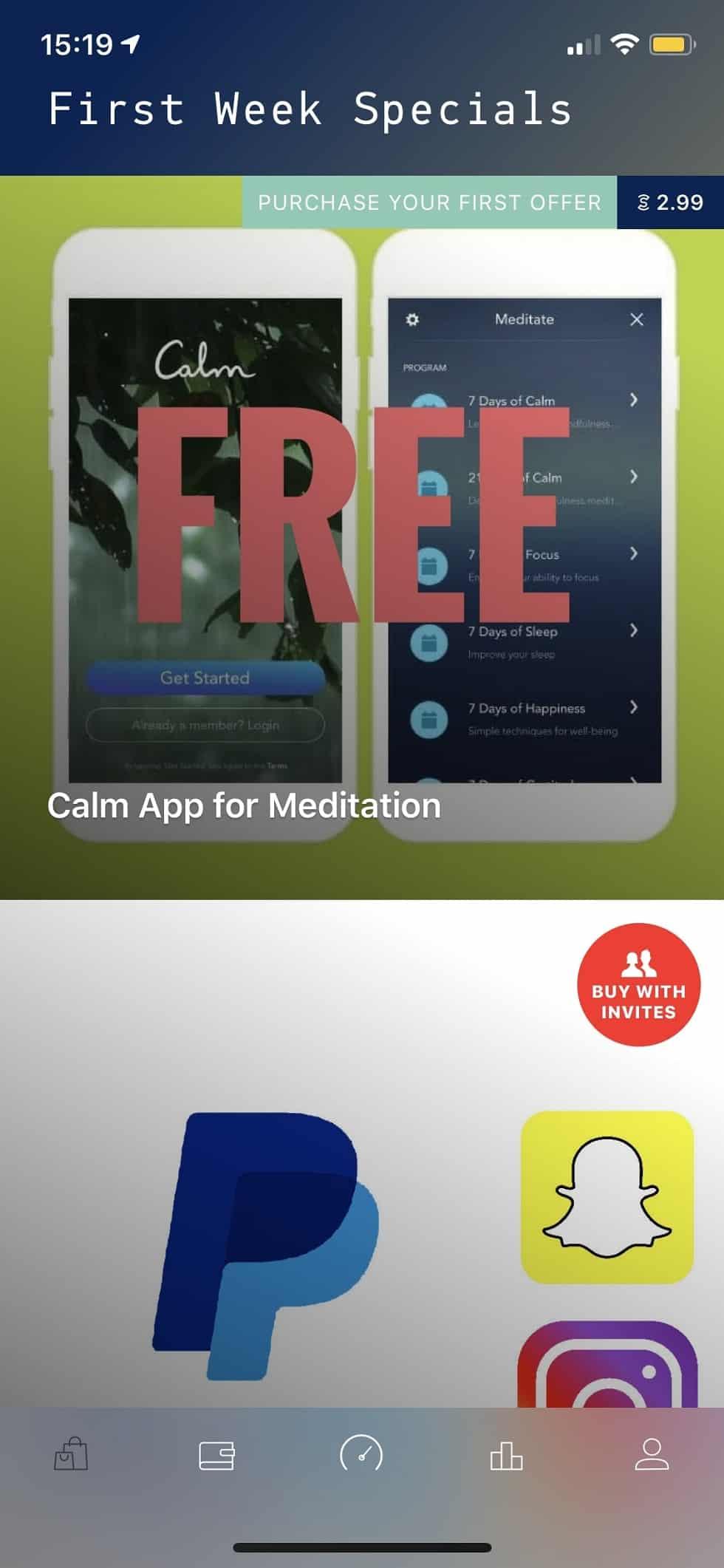 App Sweatcoin ti paga per camminare