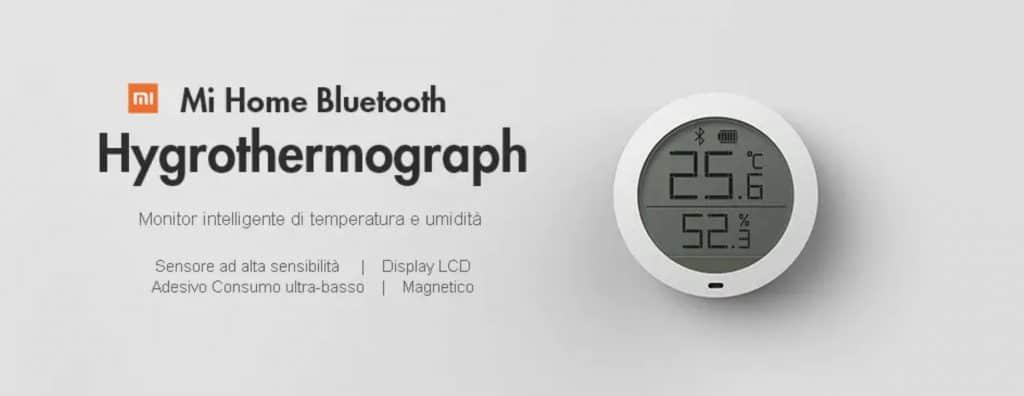 Sensore per temperatura ed umidità Xiaomi Mijia