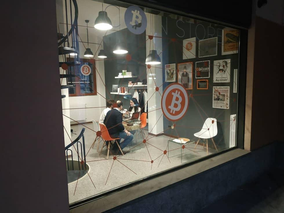 A Milano Coin Society, primo store per le criptovalute