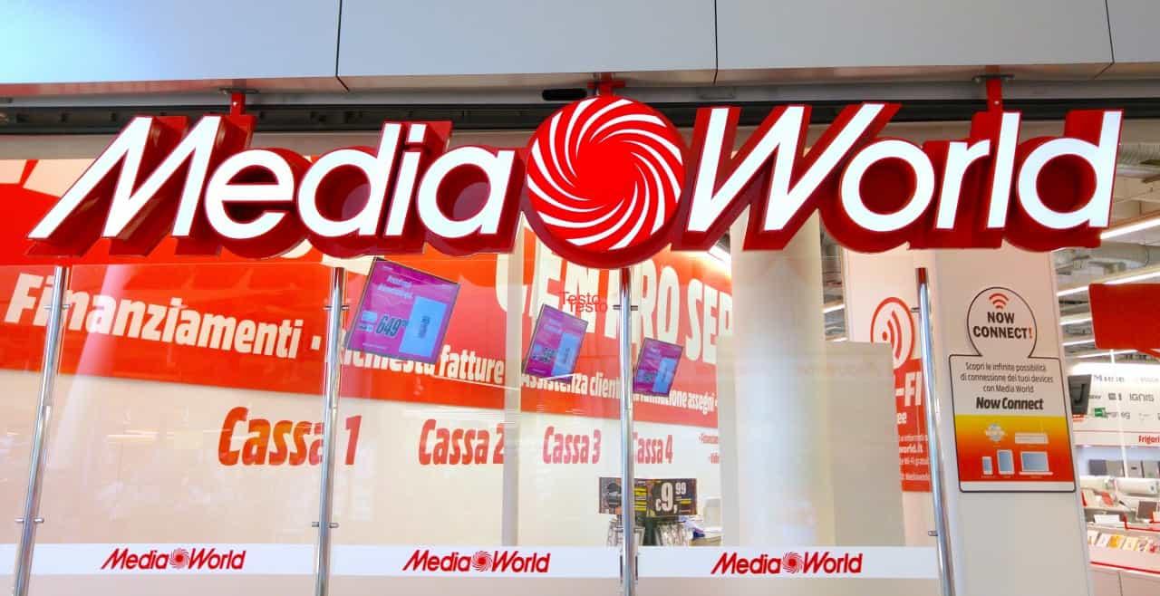 Volantino MediaWorld Red Mania fino al 6 febbraio