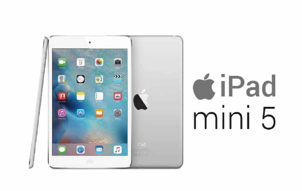 Apple presenta il nuovo iPad Air 10,5″ e nuovo iPad Mini