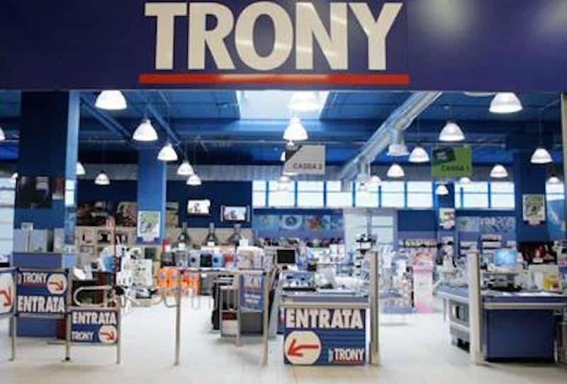 """Trony propone il volantino """"20+10"""", fino al 31 marzo"""