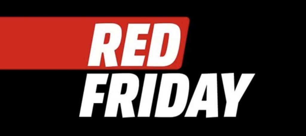 Partito il RED FRIDAY Mediaworld, tante offerte fino al 7 luglio