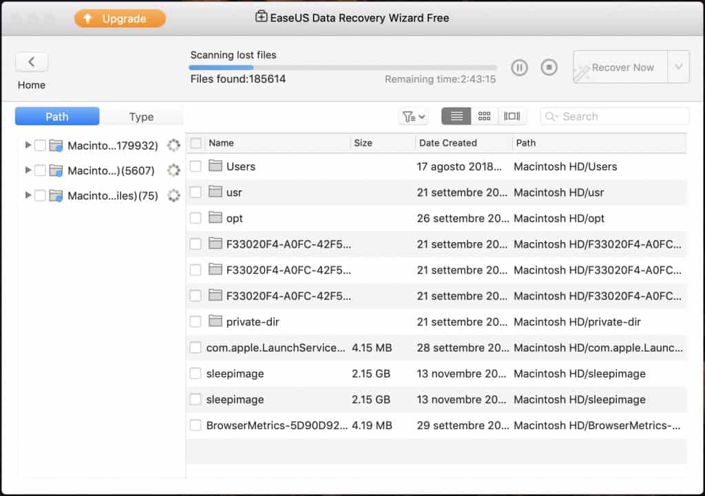 tutorial EaseUS Data Recovery Wizard