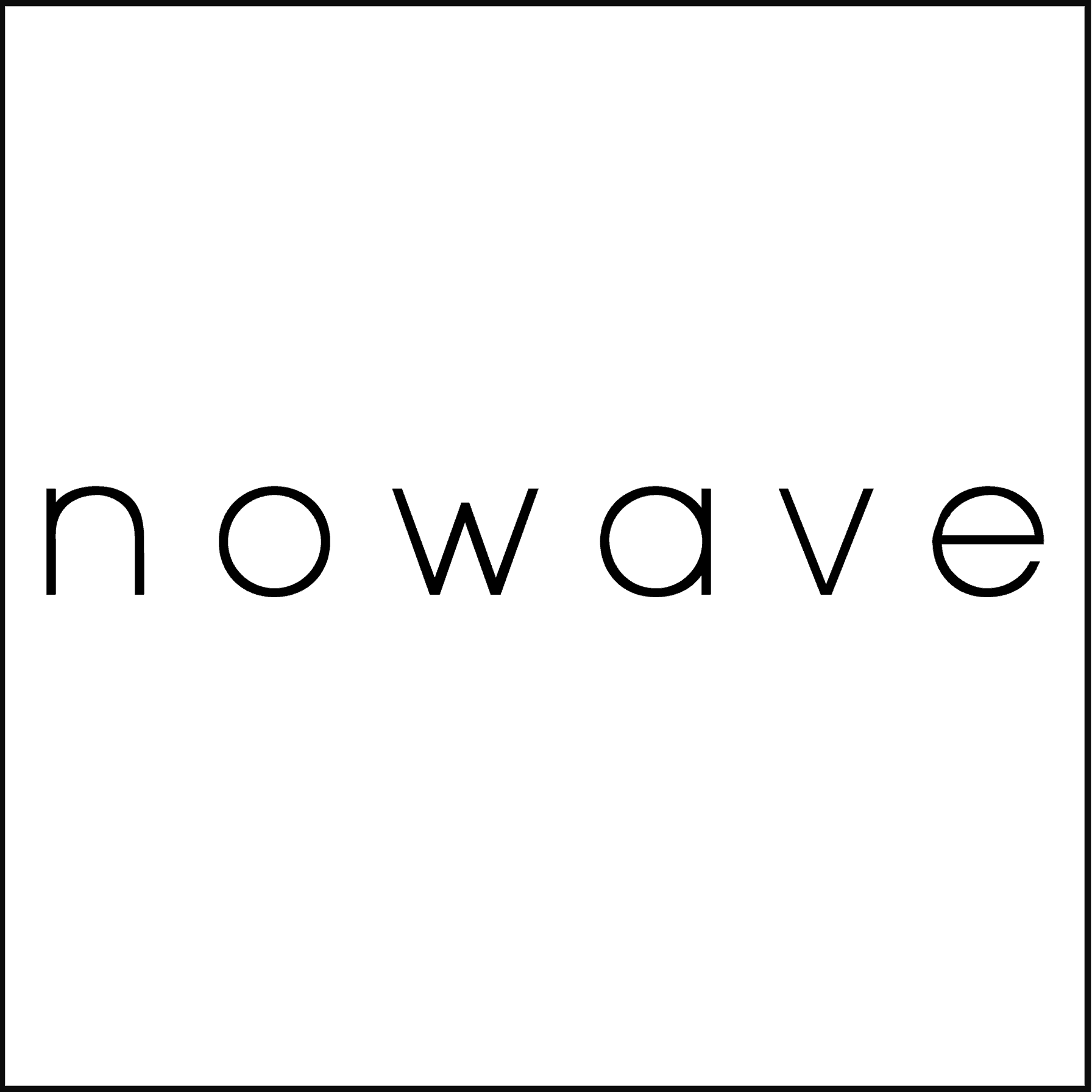 Coupon Nowave