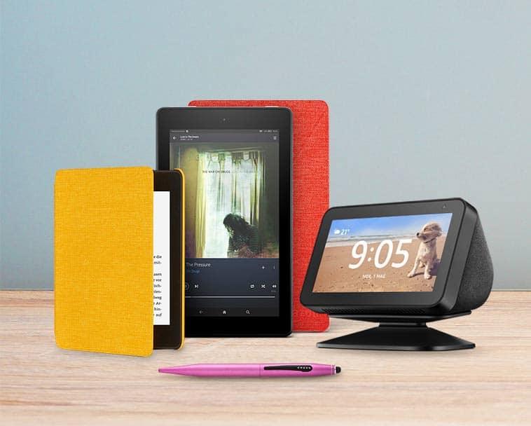 30% di sconto sugli Accessori Kindle Fire ed Echo con il codice ACCESSORI30