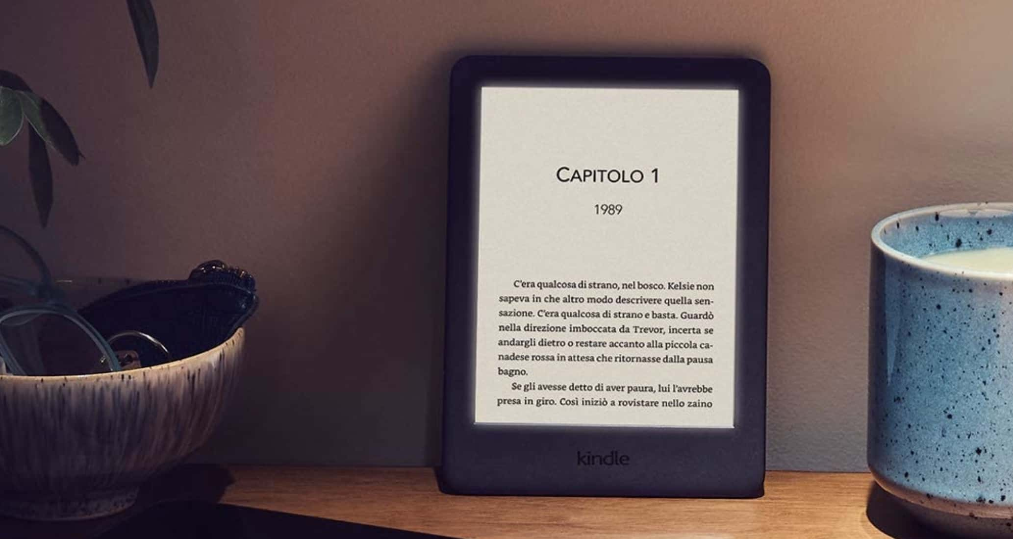 Dispositivi Kindle Paperwhite in offerta