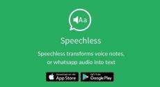 Scopriamo Speechless per convertire i messaggi vocali in testo