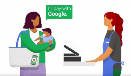 Arriva anche Pay with Google in alcuni paesi