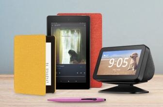 25% di sconto sugli accessori Kindle, Fire ed Echo con il codice ACCESSORI25