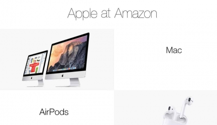 Ufficiale: su Amazon sconti su iPhone, iPad, Mac, Apple Watch